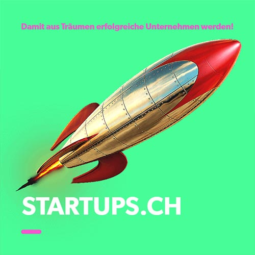 Podcast Cover Startups.ch 500x500